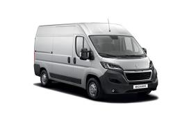 Peugeot Boxer Van High Roof van leasing
