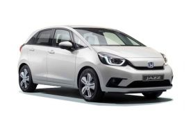 Honda Jazz Hatchback car leasing